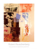 Favor rites, 1988 Affiches par Robert Rauschenberg