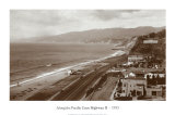 Along the Pacific Coast Highway II, California, 1933 Prints