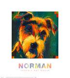 Norman Posters by Karen Dupré