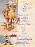 Menu IV Poster