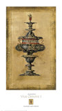 Vasi Ornate I Print by  Augustine (Joseph Grassia)