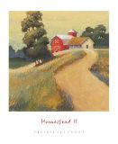 Homestead II Prints by Karen Dupré