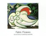 Schlafende Frau, 1932 Poster von Pablo Picasso