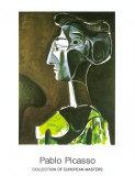 Grand Profil, 1963 Kunst von Pablo Picasso