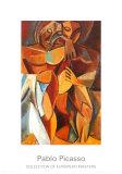 L'Amitie, c.1908 Poster von Pablo Picasso
