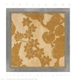 Textile I Poster by  Augustine (Joseph Grassia)