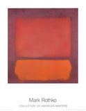 Senza titolo, 1962 Stampe di Mark Rothko