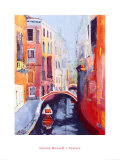 Venice Print by Nicola Russell