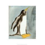Penguin Prints by Beth Sheffield