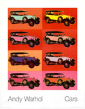 Mercedes Type 400, 1925 Collectable Print by Andy Warhol