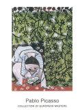 Enfant jouant,1953 Affiches par Pablo Picasso