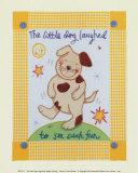 The Little Dog Laughed Poster by Sophie Harding