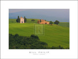 Chapel Tuscany Prints by Bill Philip