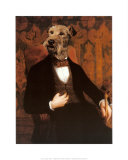 Antepasado canino III Pósters por Thierry Poncelet