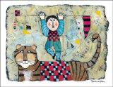 Riding the Tiger Prints by Barbara Olsen