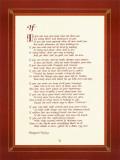 Hvis, på engelsk Plakater af Rudyard Kipling