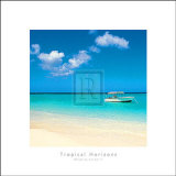 Tropical Horizons II Print