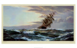 Glory of the Seas Art by Montague Dawson