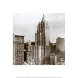 New York Life Insurance Building Prints
