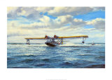 Great Catalina Take-Off Plakater af Roy Cross