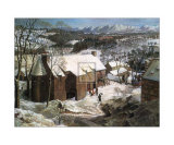 Winter in Angus Posters by James McIntosh Patrick