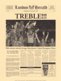 The Treble Posters by  The Vintage Collection