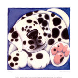 Spotty Prints by Kate Mawdsley