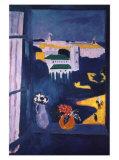 Fenêtre à Tanger Affiches par Henri Matisse