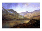 Loch Corvisk Prints by Colin Burns