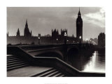 Bridge with Big Ben Prints