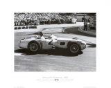 Grand Prix de Monaco, 1955 Posters af Alan Smith