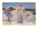 Young Lovers Prints by Sir Lawrence Alma-Tadema