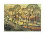 Springtime in Eskdale Prints by James McIntosh Patrick