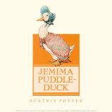 Jemima Puddle-Duck Print by Beatrix Potter