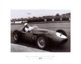 British Grand Prix at Silverstone, 1956 Plakater af Alan Smith