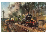 Cathedrals Express Posters by Terence Cuneo
