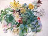 Bouquet des Fleurs Posters by Raoul Dufy