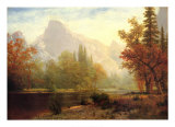 Half Dome, Yosemite, Art Print