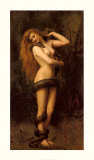 Lilith Posters by John Collier