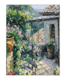 Rustic Italy Poster by Gordon Breckenridge