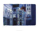 The Duomo, Florence Prints by Ann Oram