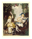 Children of George III Posters by John Singleton Copley