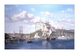 Aurelia at Camden, Maine Prints by Roy Cross