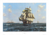 Mckay Clipper, Anglo-American Prints by Roy Cross