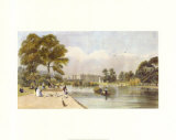 Buckingham Palace from St James's Park Prints by Thomas Shotter Boys
