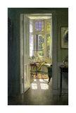 Interior - Morning Affiches par Patrick William Adam
