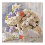 Flowers from Strauss Prints by Valeri Chuikov