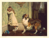 Special Pleader Prints by Charles Burton Barber