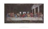 The Last Supper Art by  Leonardo da Vinci