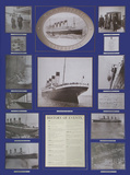 Titanic Poster Art by Father Francis Browne